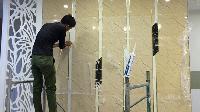 3 bước thi công tấm ốp tường