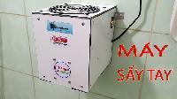 Chế máy sấy khô tay bằng tấm Alu