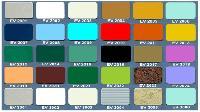 Bảng Màu Tấm Ốp Nhôm Nhựa Alcorest Trong Nhà và Ngoài Trời